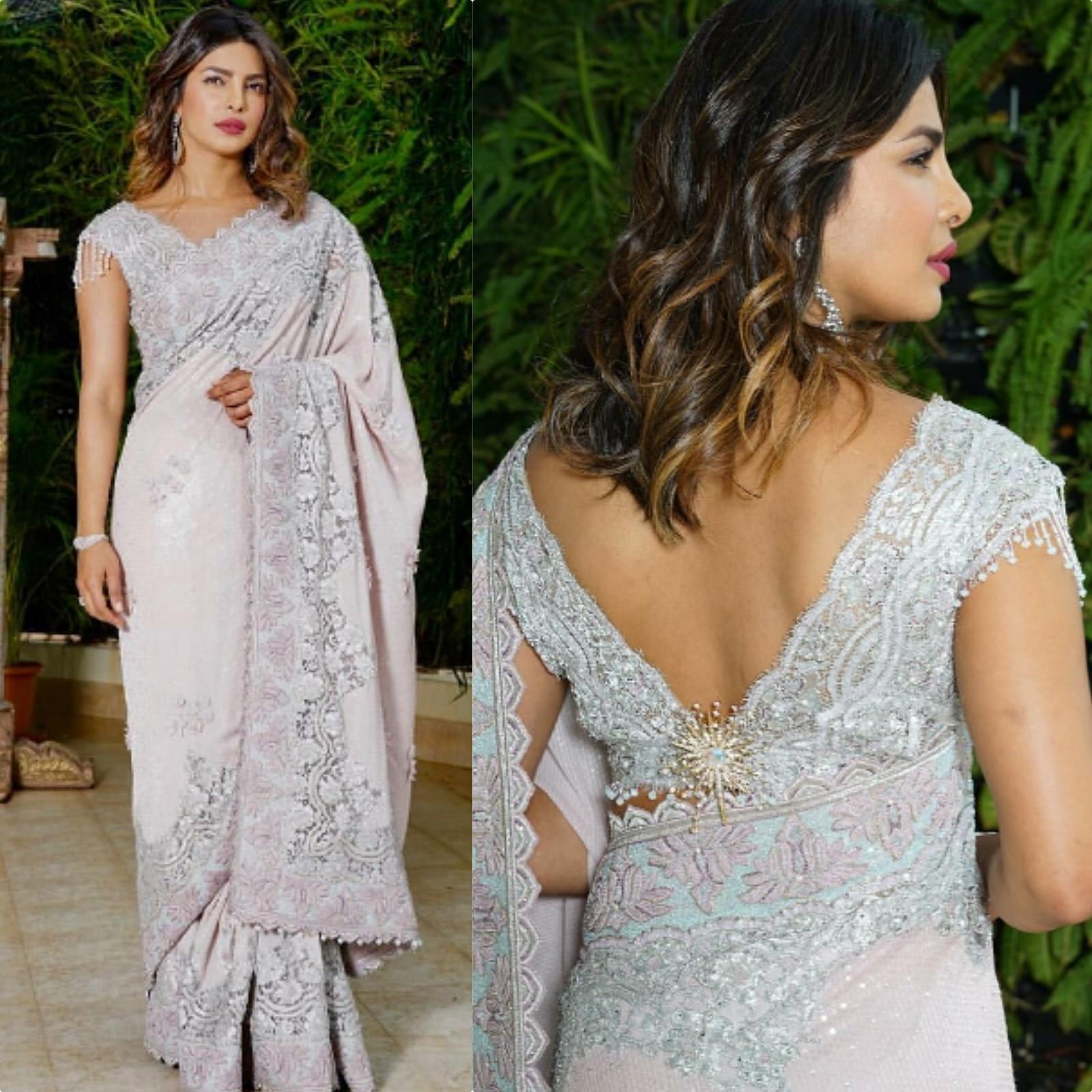 priyanka chopra im outfit vom isralischen designer
