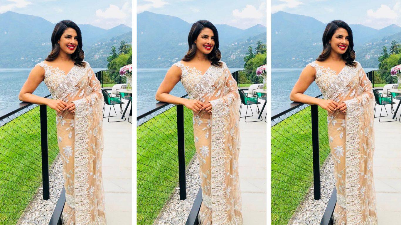 priyanka chopra tolles outfit