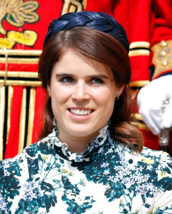promis news eugenie mit hut