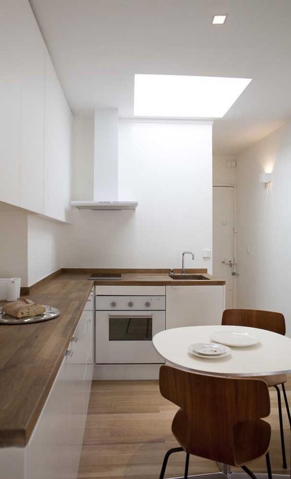 runder Tisch in der Mitte - Küchentische