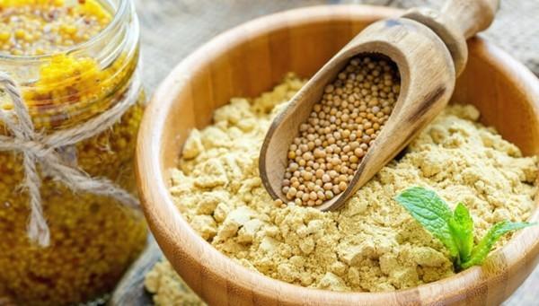 senfpulver senf als gicht hausmittel