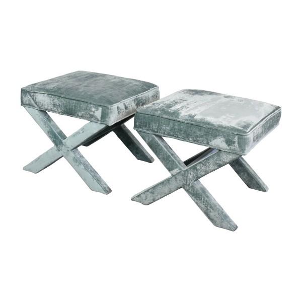 sitzbänke siberne möbel