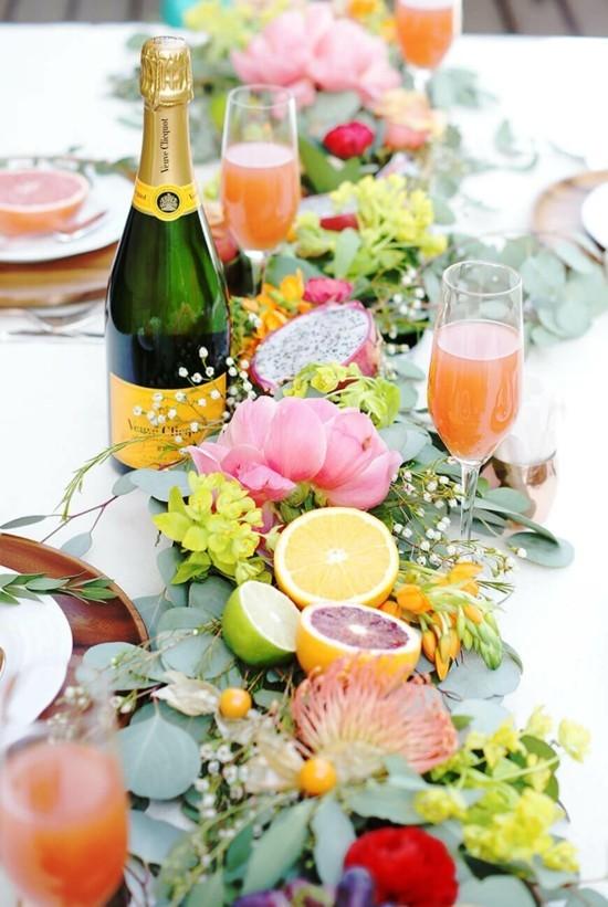 101 Sommerliche Tischdeko Ideen Fur Die Nachste Gartenparty