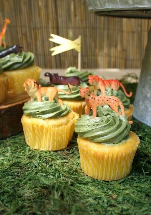 tolle muffins kindergeburtstag