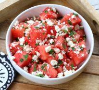 3 leckere Wassermelone Rezepte für echte Genießer