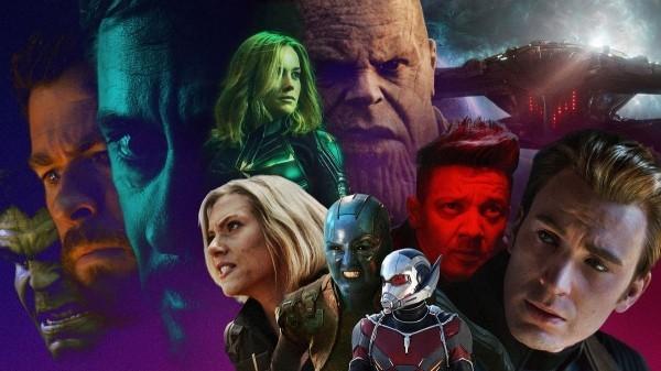Avengers -Bekannte Gesichter