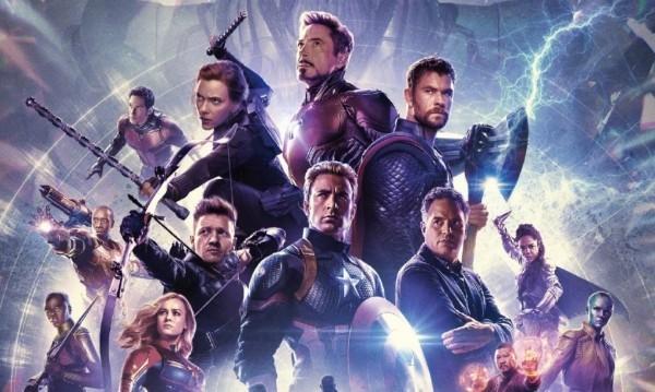Avengers - eine Krieger-Gruppe