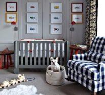 Mit diesen Babyzimmer Deko Ideen kreieren Sie einen Raum voller Liebe und Behaglichkeit