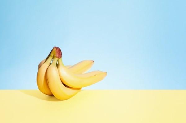 Ballaststoffreiche Lebensmittel Bananen Obst essen