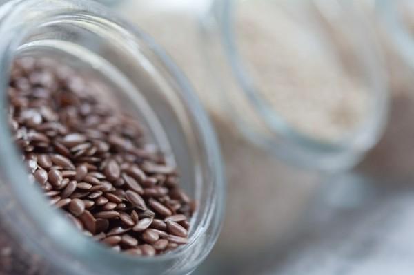 Ballaststoffreiche Lebensmittel Liste Leinsamen