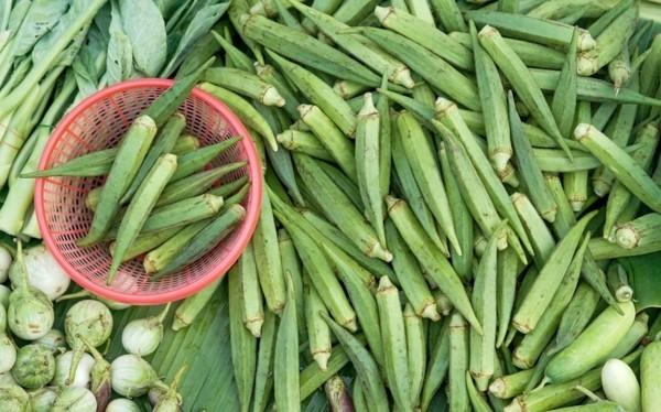 Ballaststoffreiche Lebensmittel Liste Okra