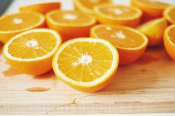 Ballaststoffreiche Lebensmittel Liste Orangen essen