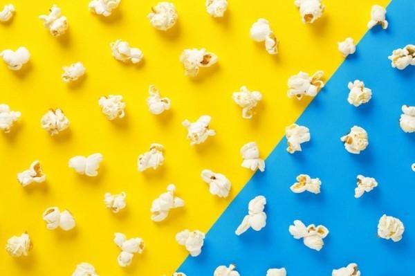 Ballaststoffreiche Lebensmittel Liste Popcorn