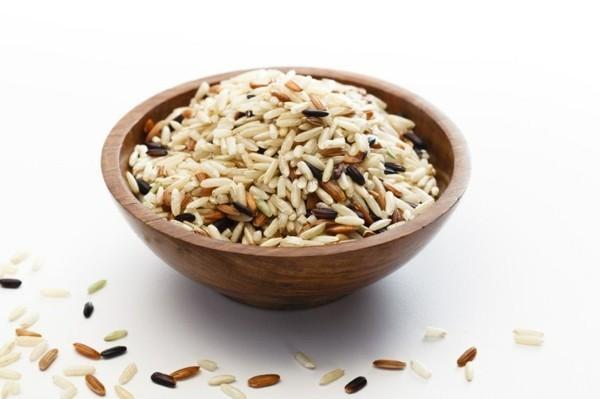 Ballaststoffreiche Lebensmittel Liste Vollkornreis