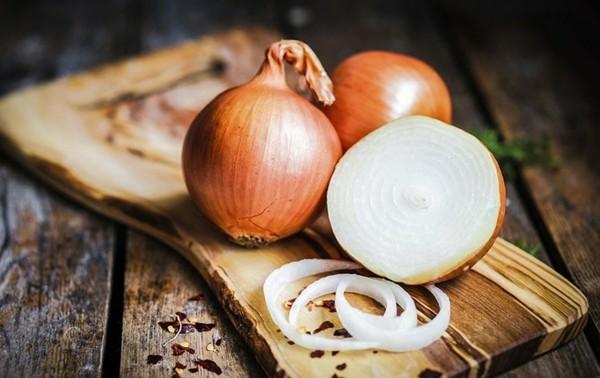 Ballaststoffreiche Lebensmittel Liste Zwiebeln