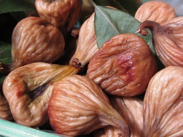 Ballaststoffreiche Lebensmittel Liste getrocknete Feigen