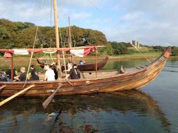 Boot aus Holz Teambuilding Ideen