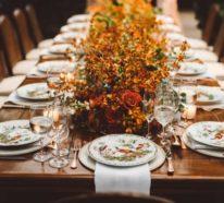 Servietten falten – 40 schlichte Ideen für Hochzeiten und trendige Tipps