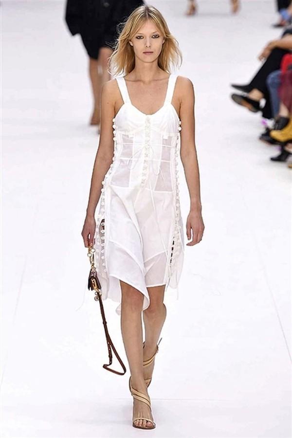 Damenkleider - tolles Weiß