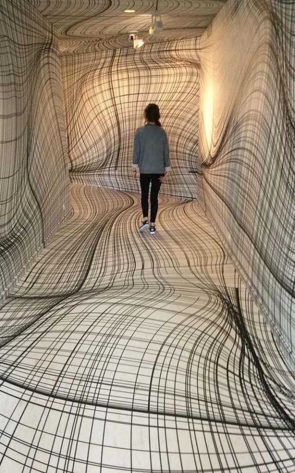 Design-Inspiration - Zimmer wie eine Höhle