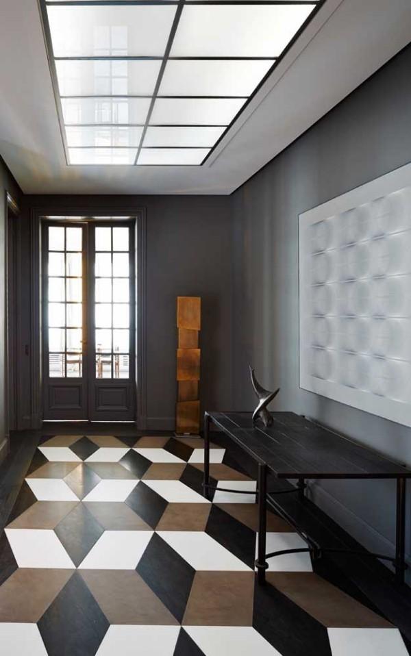 Design-Inspiration - elegante Flurgestaltung