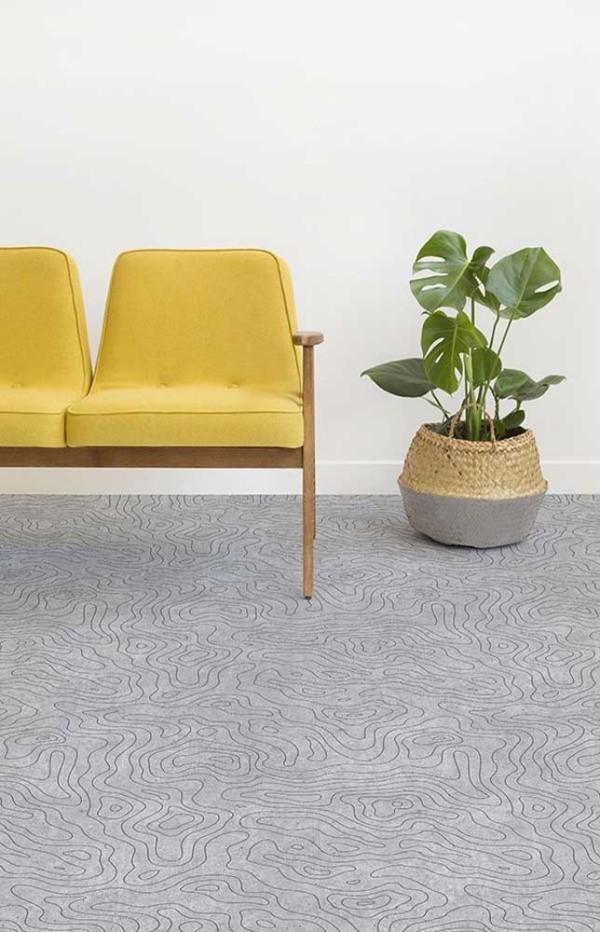 Design-Inspiration - gelbe und grüne Schattierungen