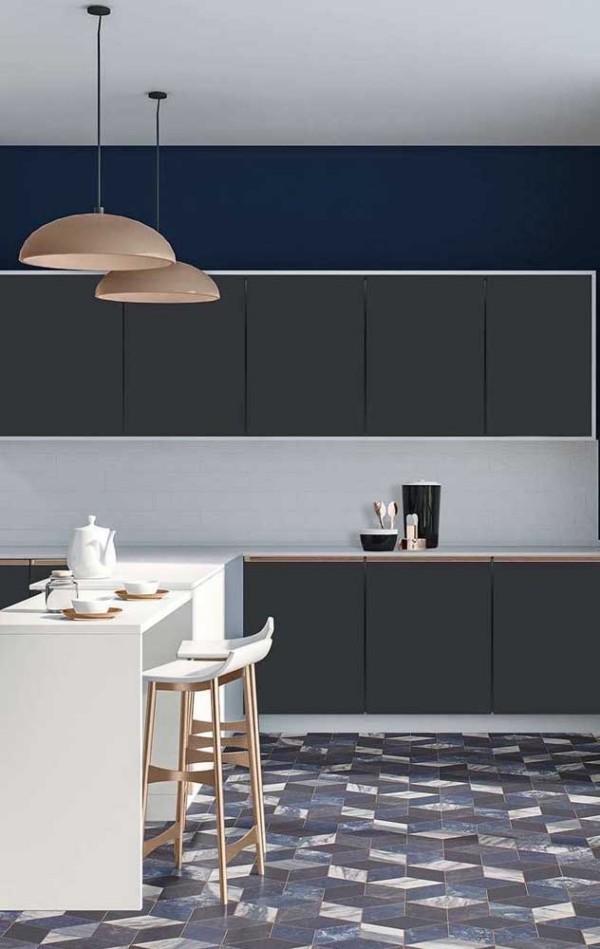 Design-Inspiration mit dunkleren Farben