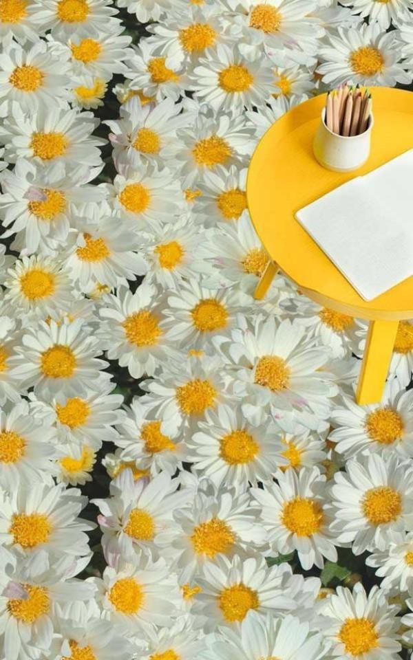 Design-Inspiration tolle Blumenmuster