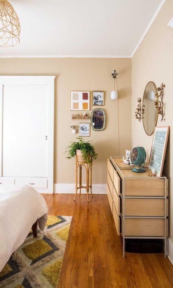Elfenbein für ein tolles Gästezimmer