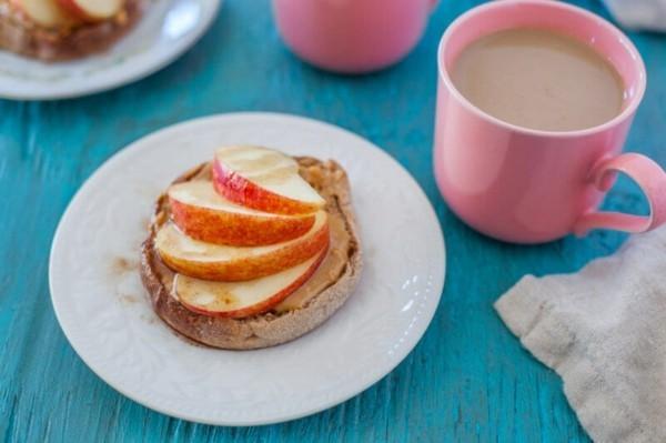 Englische Muffins selber backen Rezept Frühstücksideen