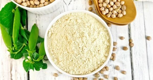Erbsenprotein Ernährungstipps Erbsenprotein Pulver