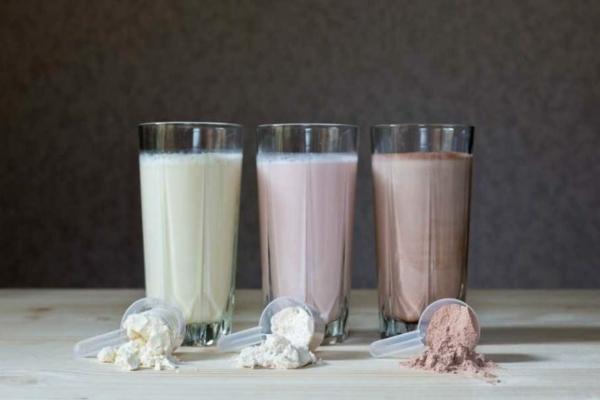 Erbsenprotein Ernährungstipps Protein Pulver Smoothie