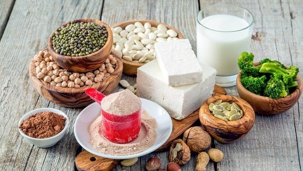 Erbsenprotein Pulver Ernährungstipps vegane Proteine Einweiß Lebensmittel