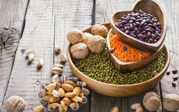 Erbsenprotein Pulver Ernährungstipps vegane Proteine