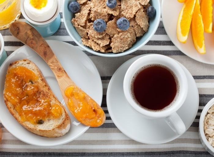 Food Trends 2020 gesundes Frühstück morgens zuhause genießen