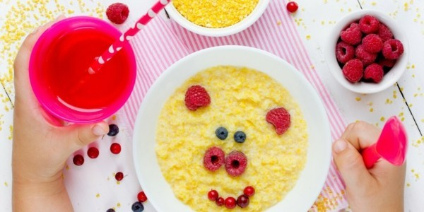 Gesunde Frühstücksideen für Kinder Reztepte