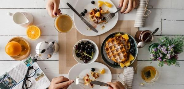 Gesunde Frühstücksideen für Kinder und Eltern am Wochenende