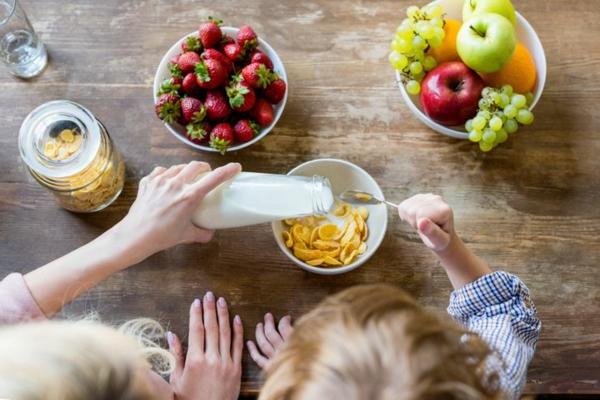 Gesunde Frühstücksideen für Kinder