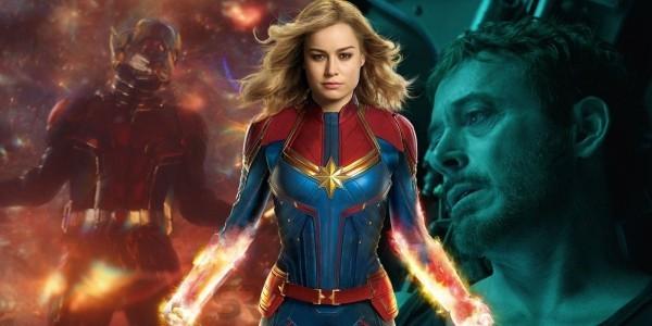 Gut und Böse - Avengers