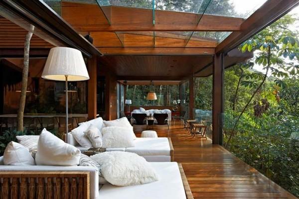 Haus mitten im Wald - Traumhaus