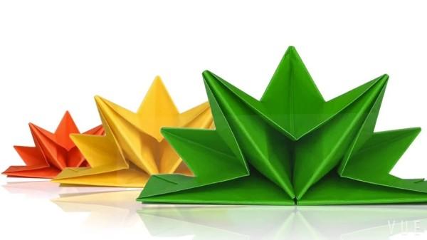 Hochzeitsdeko - Grün, Orange und Gelb