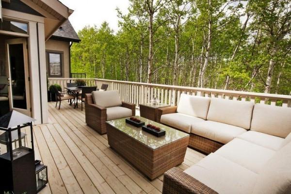 Holzmöbel Ideen - moderne Häuser
