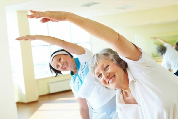 Hormonyoga Übungen Wirkung Frauen Gesundheit Menopause