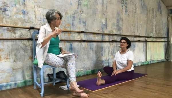 Hormonyoga Therapie Dinah Rodrigues Yoga Übungen