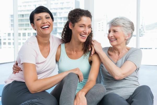 Hormonyoga Therapie Wirkung Frauen Gesundheit
