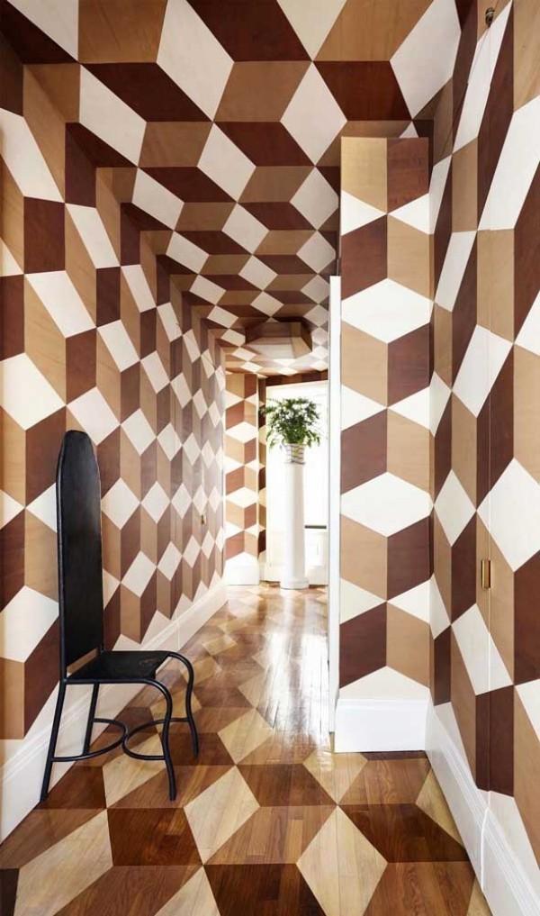 Ideen für alle Wände Design-Inspiration