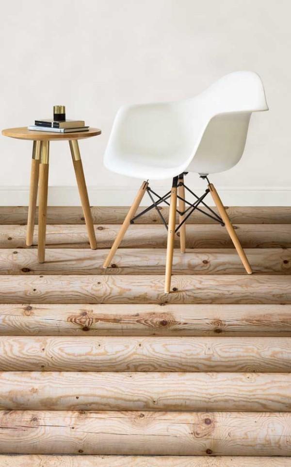 Immitation von einem Holzboden - Design-Inspiration