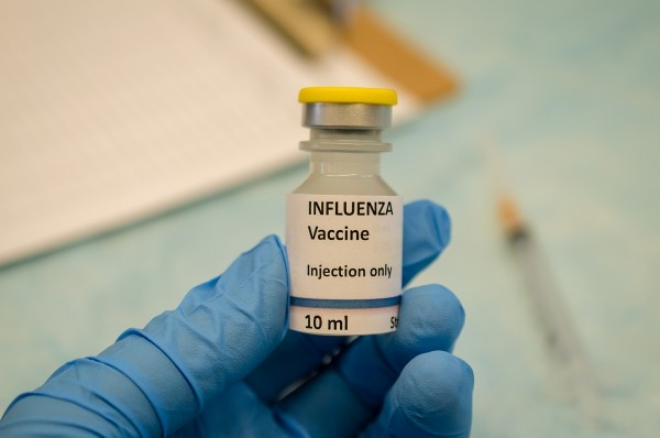 Künstliche Intelligenz hat zum ersten Mal einen Grippeimpfstoff entwickelt vakzin gegen grippe