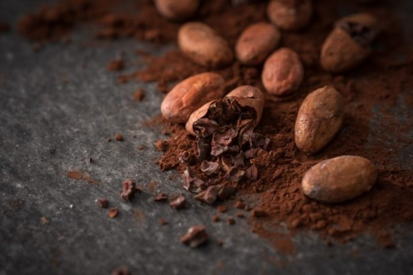 Magnesiumreiche Lebensmittel Kakaogetränk heiße Schokolade abends trinken