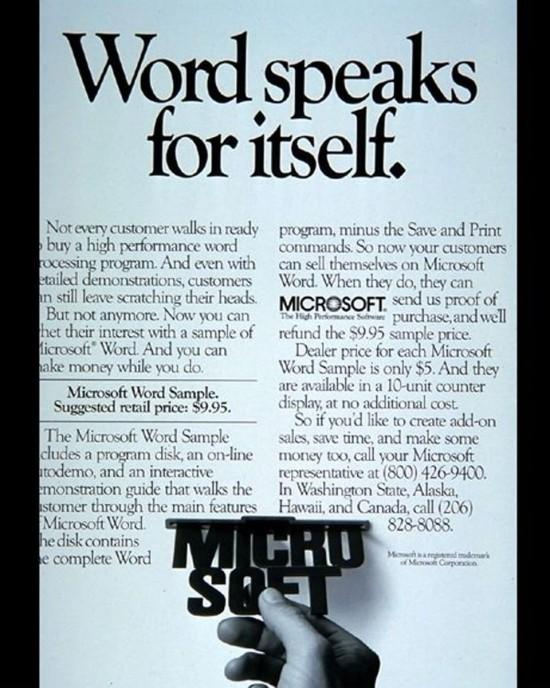 Nach fast 34 Jahren führt Microsoft Windows 1.0 angeblich wieder ein artikel über einführung von word und microsoft